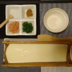 竹よせ豆腐