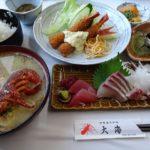 海老フライ定食(特) (2)