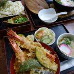 こまどりうどん料理 (2)