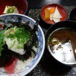 マグロ丼 (2)