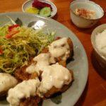 チキン南蛮定食 (2)