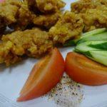 骨なし鶏のカラ揚げ (3)