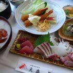 海老フライ定食(特) (3)