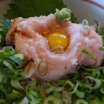 ネギトロ丼 (2)