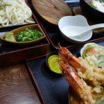 こまどりうどん料理 (3)