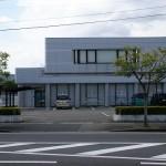 宮崎銀行吾田支店正面