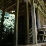 潮嶽神社正面