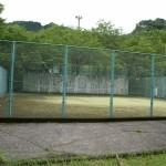 コテージ側テニスコート (4)