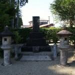 小村寿太郎候墓地 (4)