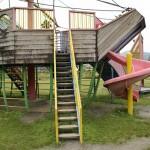 ハマボウ公園遊具
