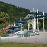 運動公園流水プール