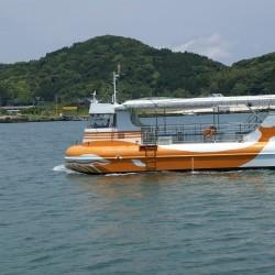 水中観光船