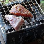 カツオ炙り重 (4)