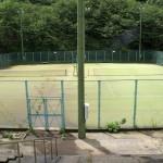 コテージ側テニスコート (2)
