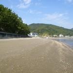 サーフィンスポット大堂津海水浴場