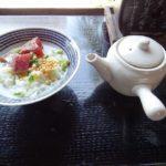 カツオ炙り重 (6)