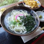 魚うどんセット (2)