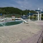 日南市運動公園遊泳プール