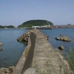 油津西内防波堤灯台