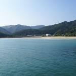 サーフィンスポット宮浦海岸