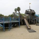 アスレチィック遊具施設
