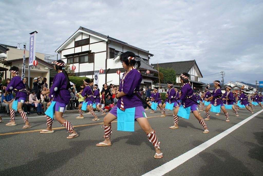 飫肥城下祭り