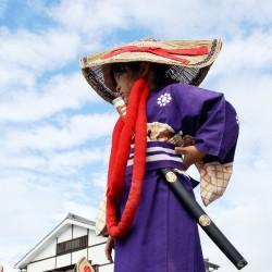 飫肥城下祭り 泰平踊り