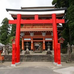 榎原神社(鳥居)