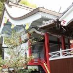 中村神社本殿