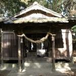桜木神社正面