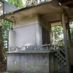 桜木神社本殿