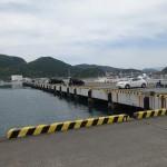 中央突堤釣り場