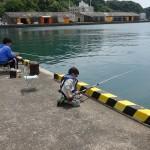 中央突堤釣り場 (4)