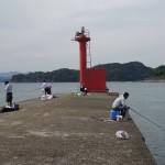 赤灯台 釣り場(6)