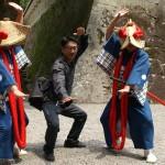 泰平踊り記念撮影