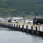 中央突堤釣り場 (2)