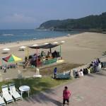 富土海水浴場 (3)