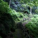 小布瀬の滝道のり (6)