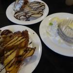 アブラツコーヒーパンケーキ