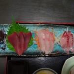山椒定食(2)