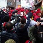 広島カープ祝賀パレード (2)