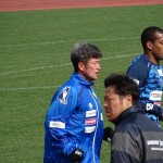 三浦知良選手 (5)