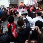 広島カープ祝賀パレード