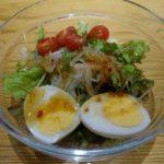 グリーンサラダ (2)
