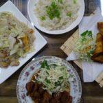 サリーズ・キッチン料理