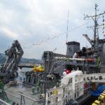 海上自衛隊掃海艇なおしま (2)
