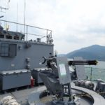 海上自衛隊掃海艇なおしま (3)