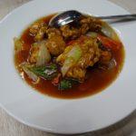 酢豚 (2)