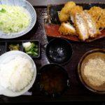 バラエティかつ定食 (2)