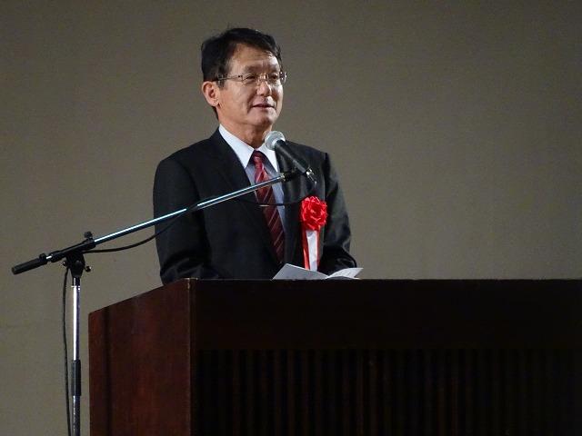 田中福市長